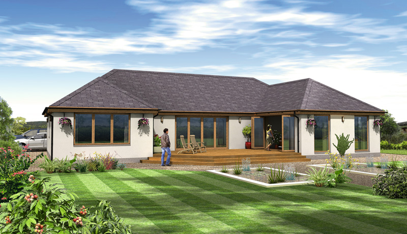 Eco House Kits Scotland photo - 4