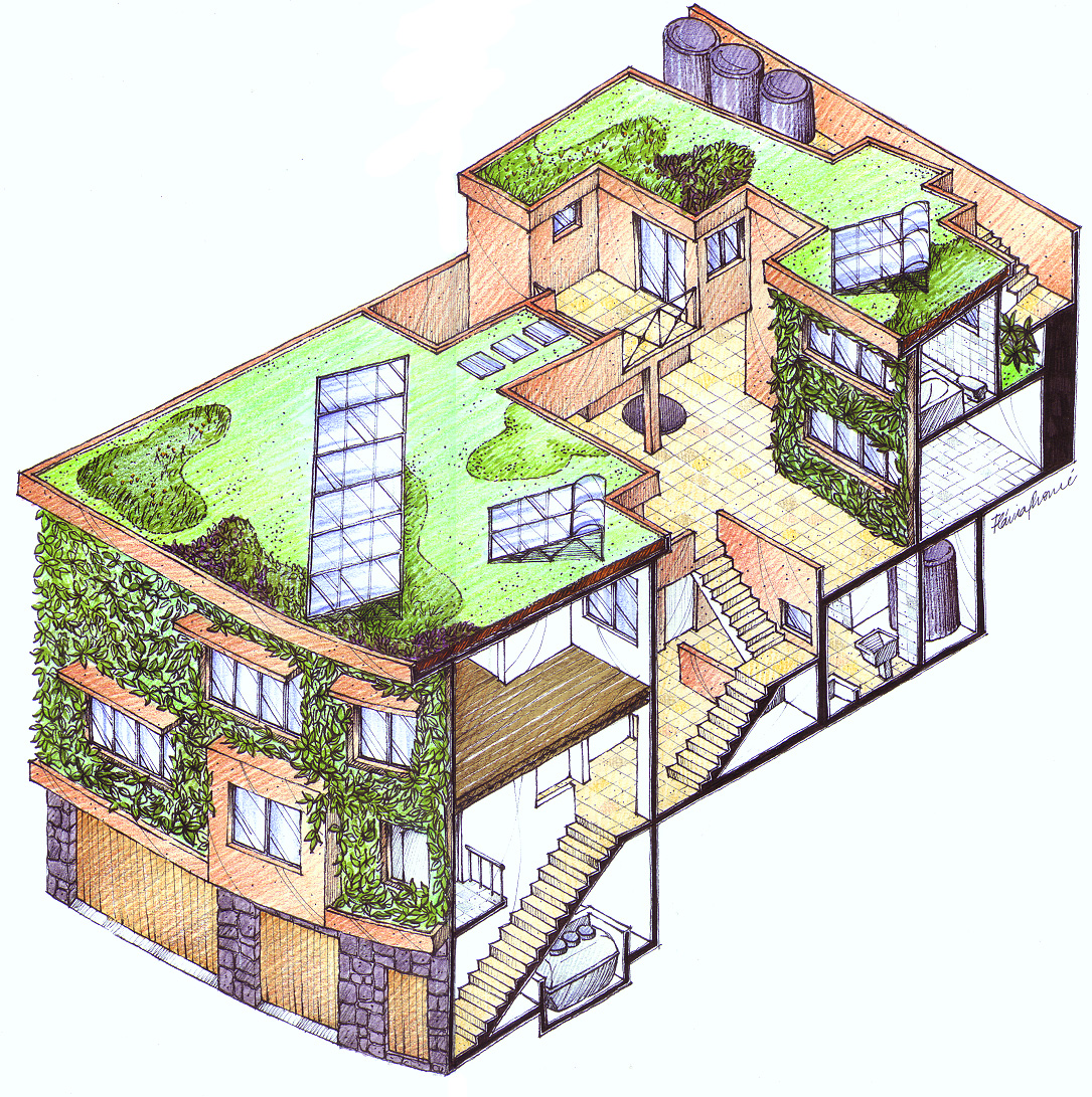 Eco House Project photo - 1