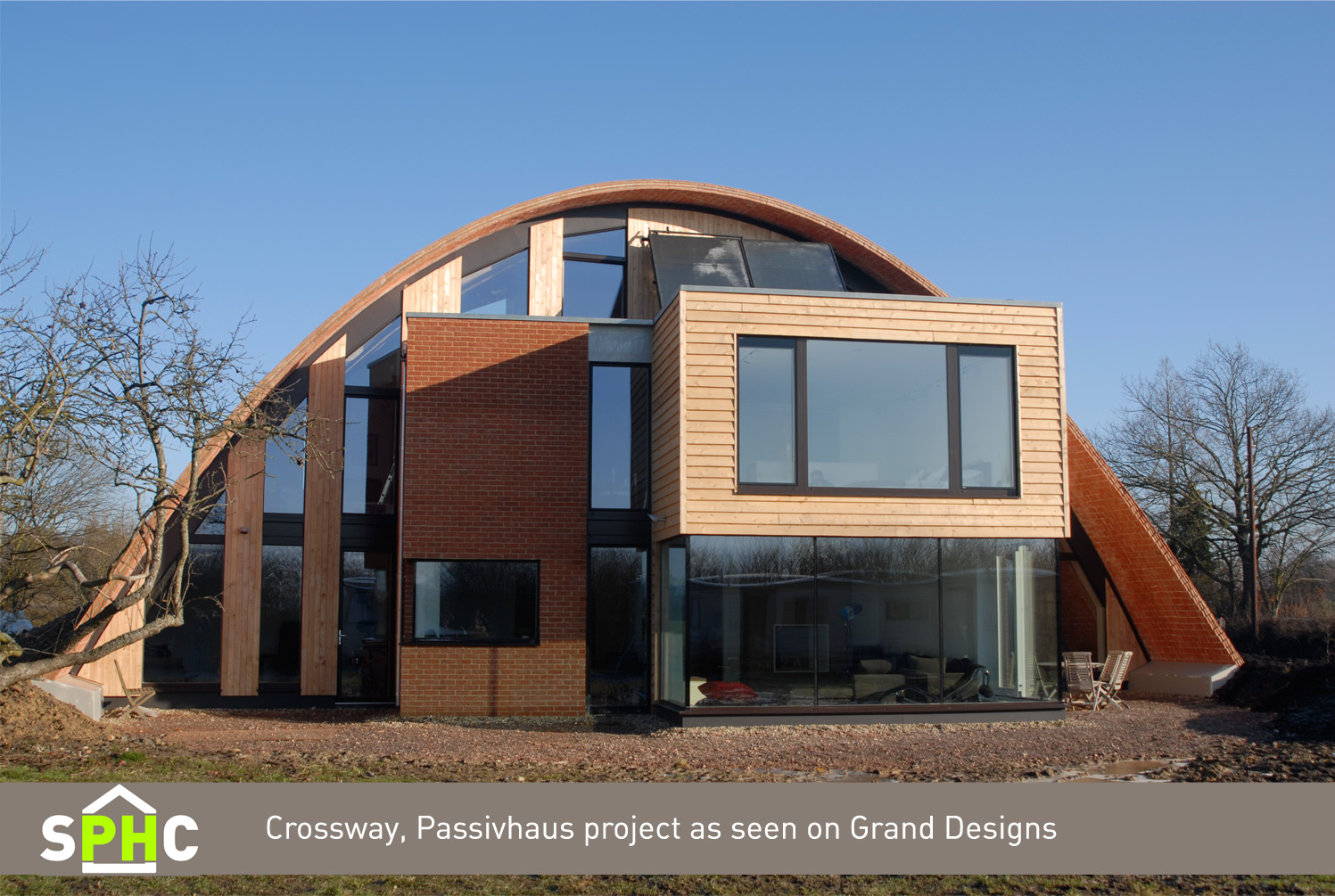 Eco HouseKent Grand Designs photo - 1