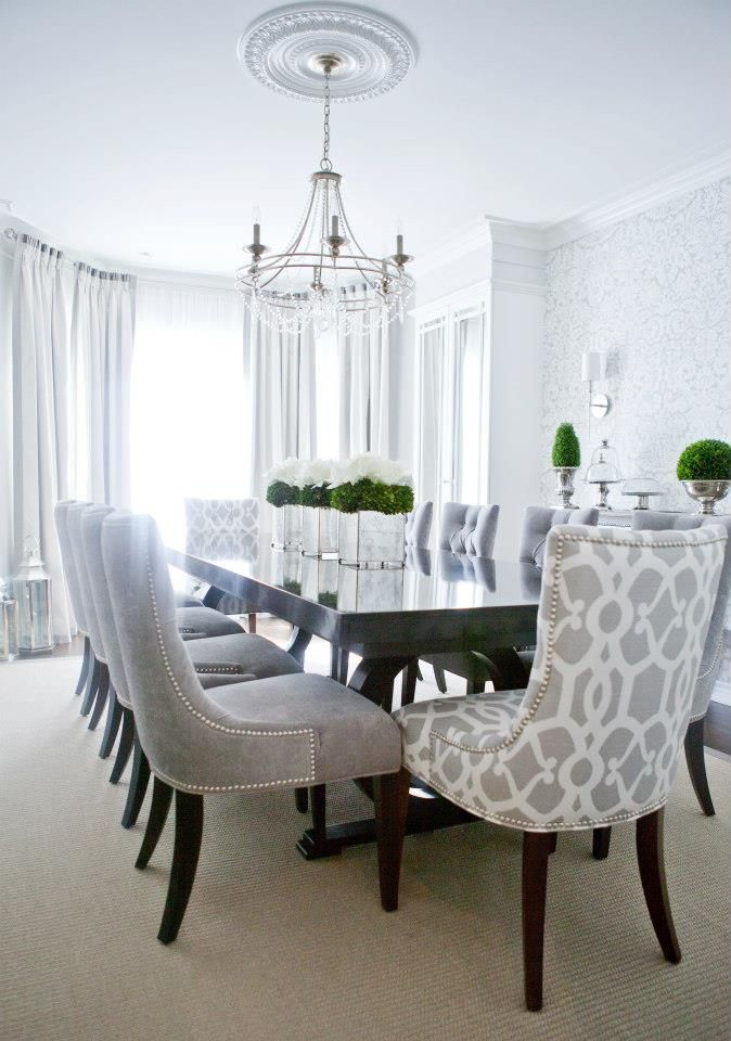 Elaborate Flooring Dining Room photo - 2