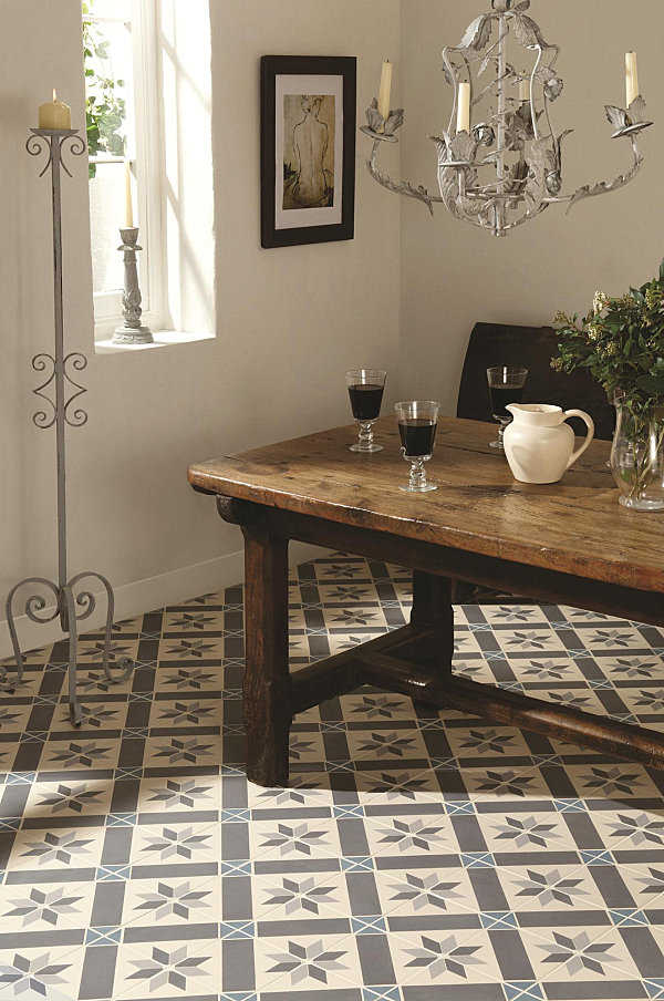 Elaborate Flooring Dining Room photo - 6
