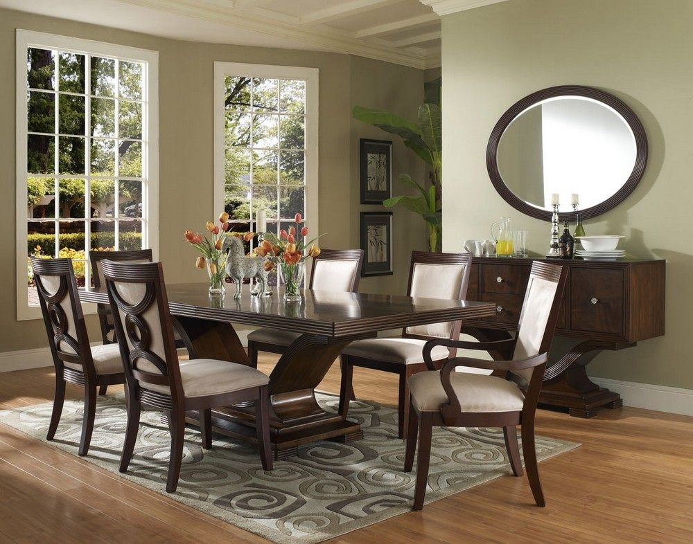 Elaborate Flooring Dining Room photo - 7