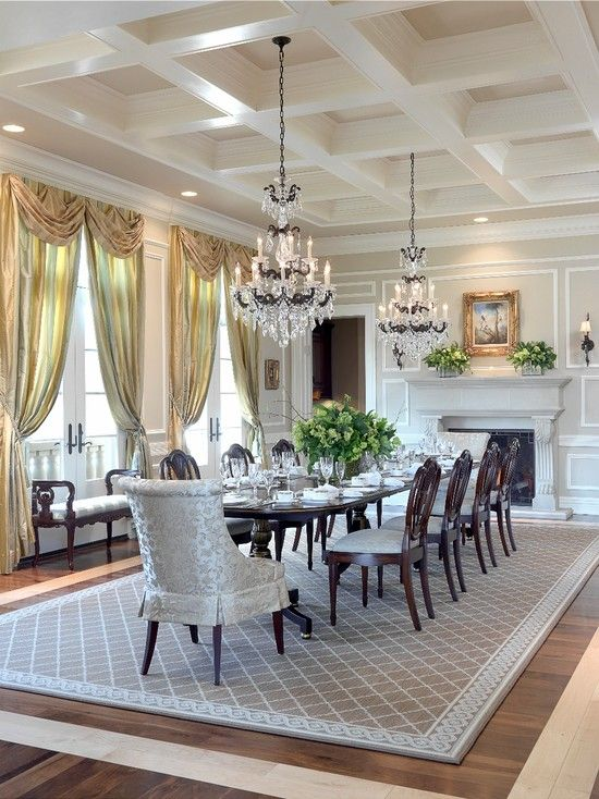 Elaborate Flooring Dining Room photo - 9