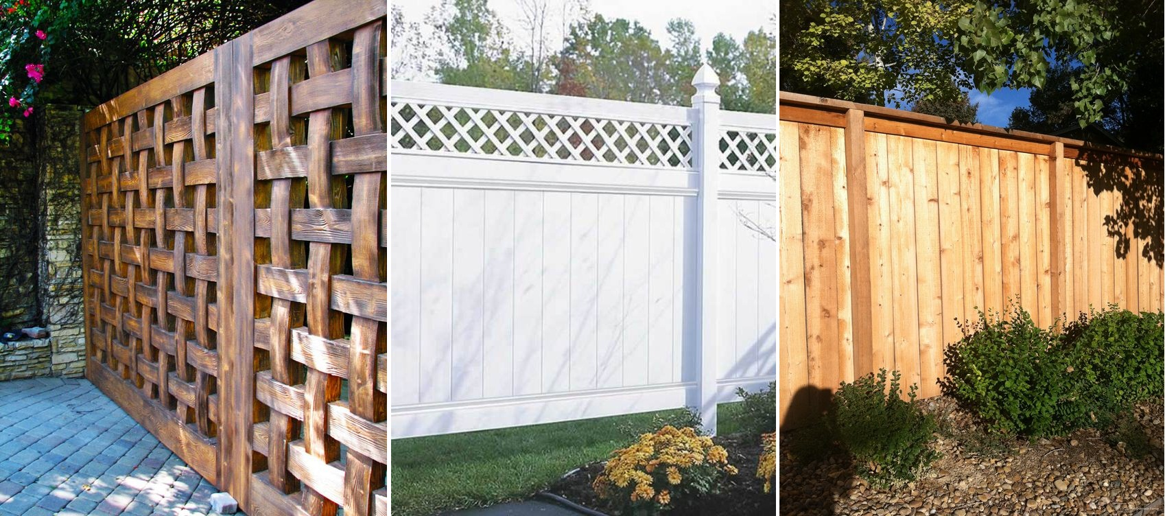 Foolproof Designs and Privacy Fence Types For Your Updated Home photo - 6