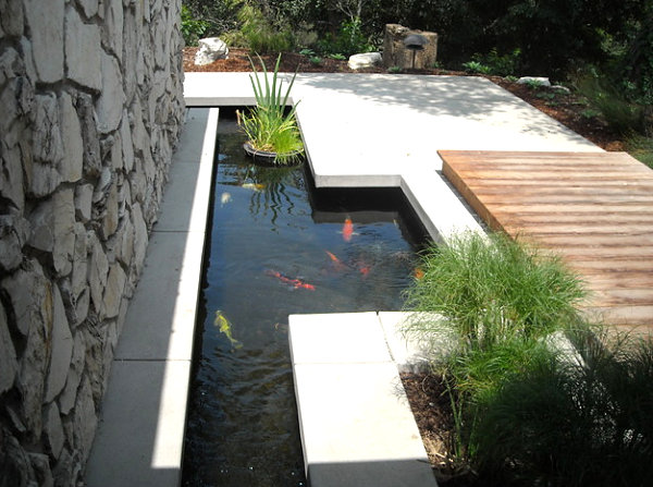 Garden Pond Inspiration photo - 10