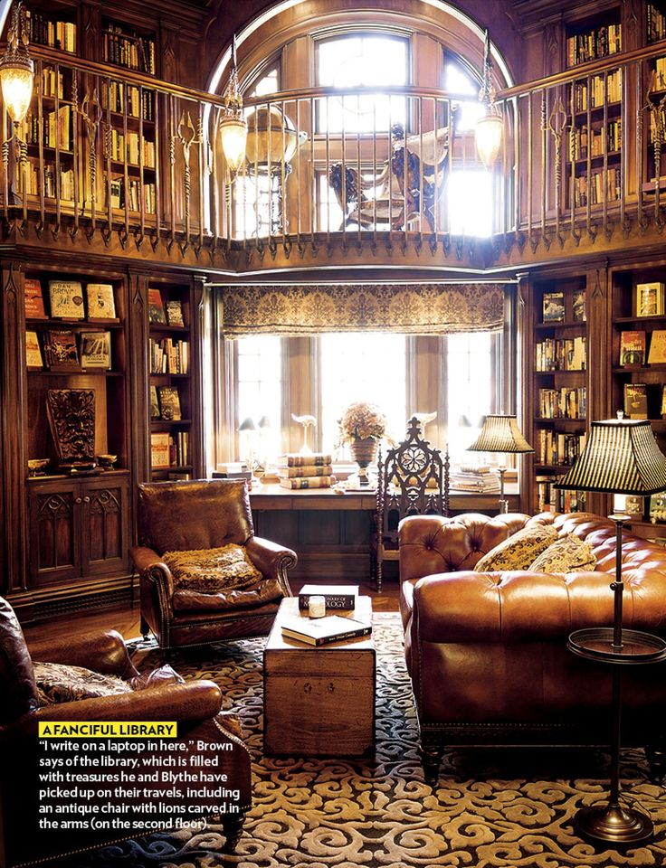 Greatest Private Libraries photo - 10