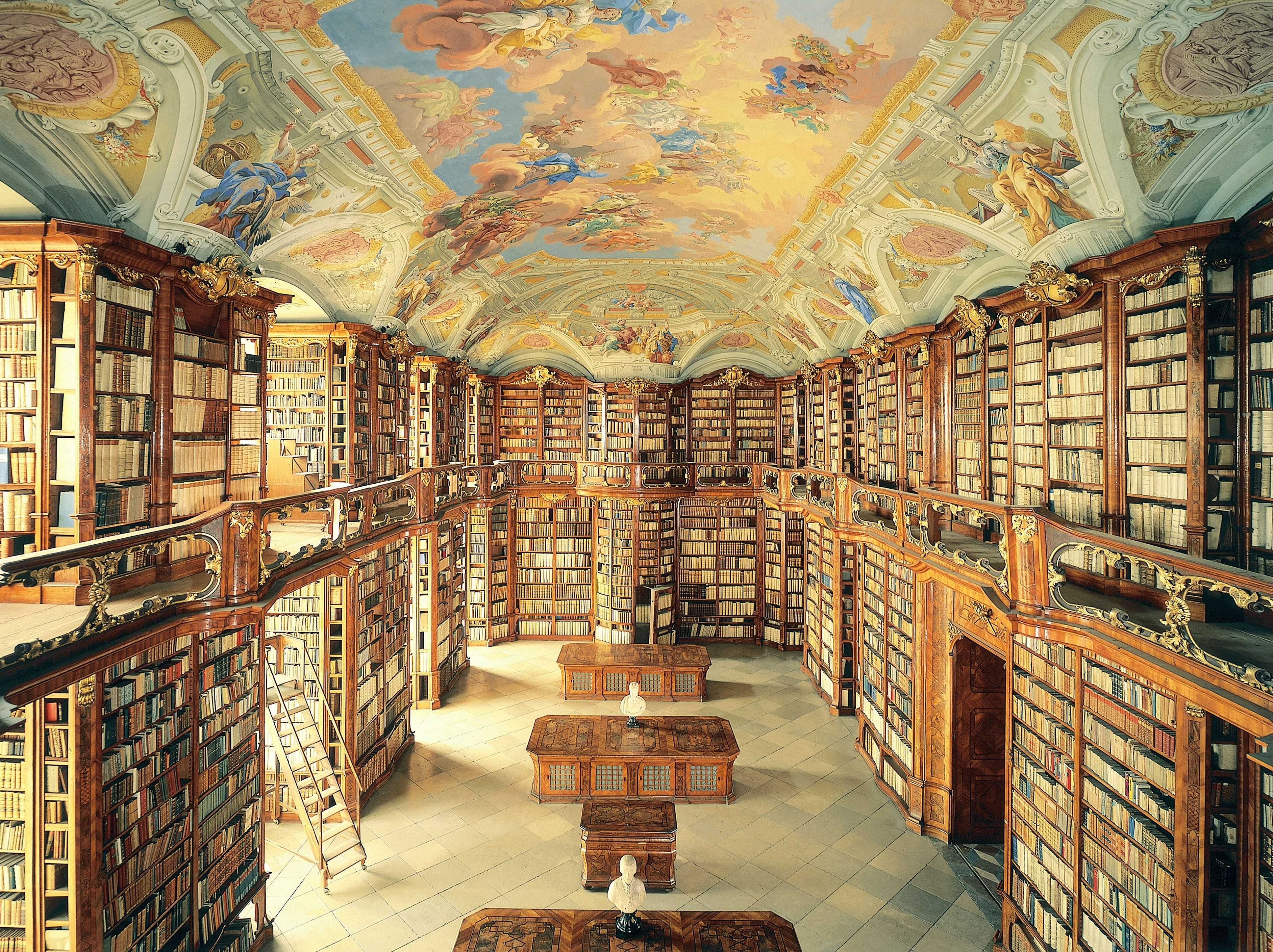 Greatest Private Libraries photo - 5