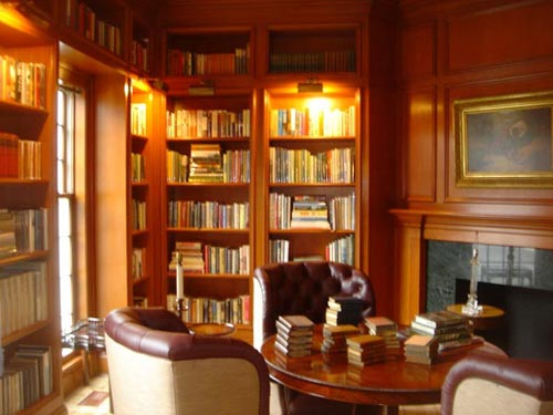Greatest Private Libraries photo - 6