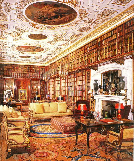 Greatest Private Libraries photo - 7
