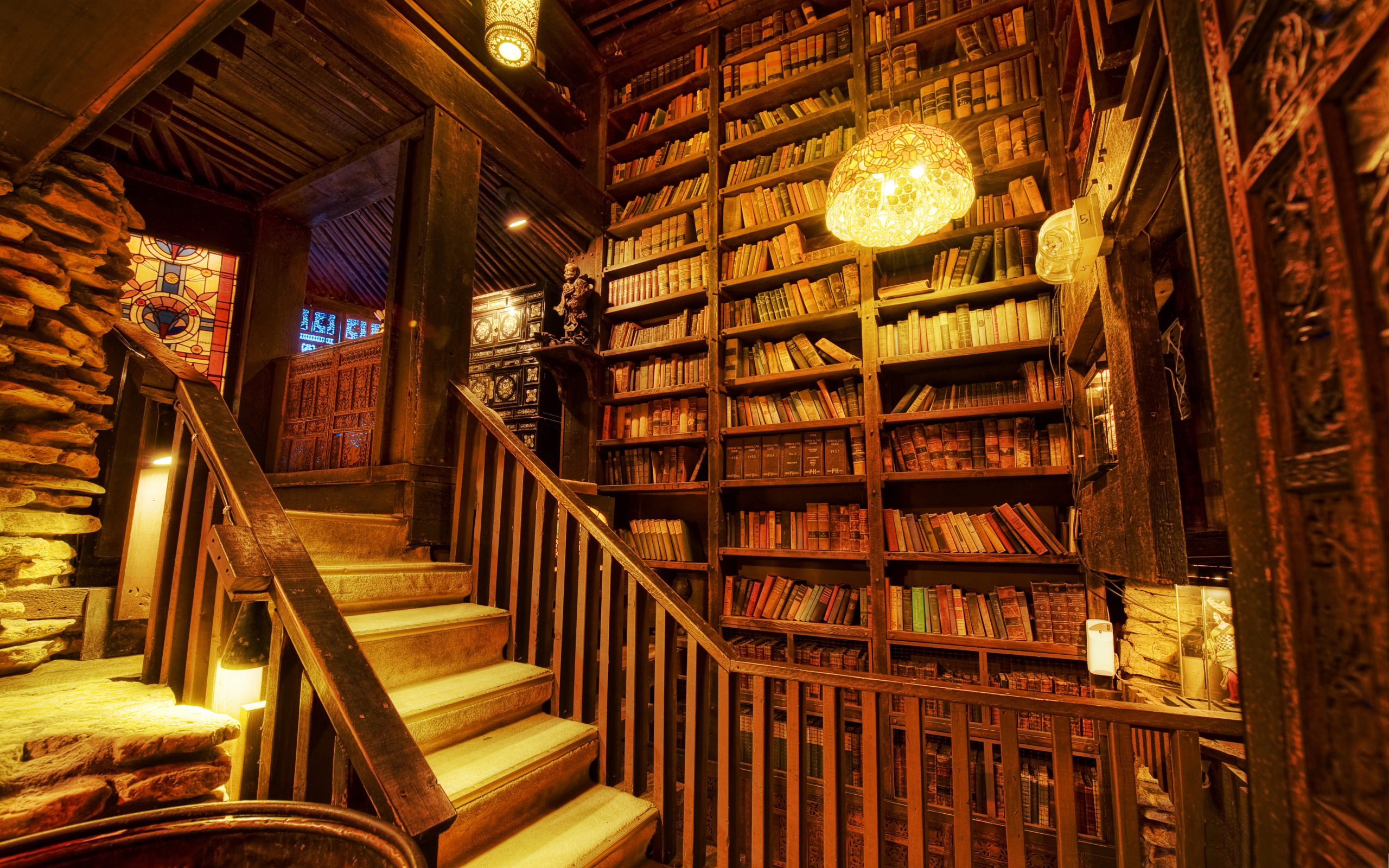 Greatest Private Libraries photo - 8