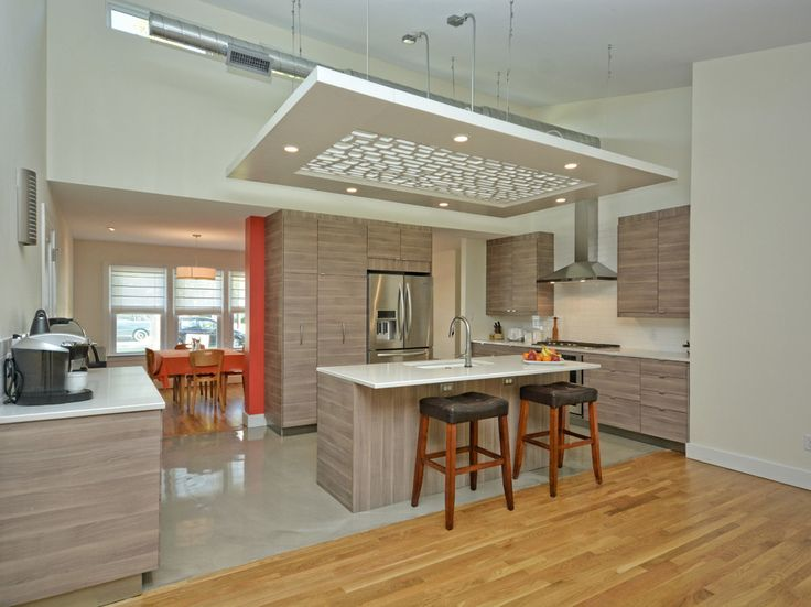 High Ceiling Kitchen photo - 5