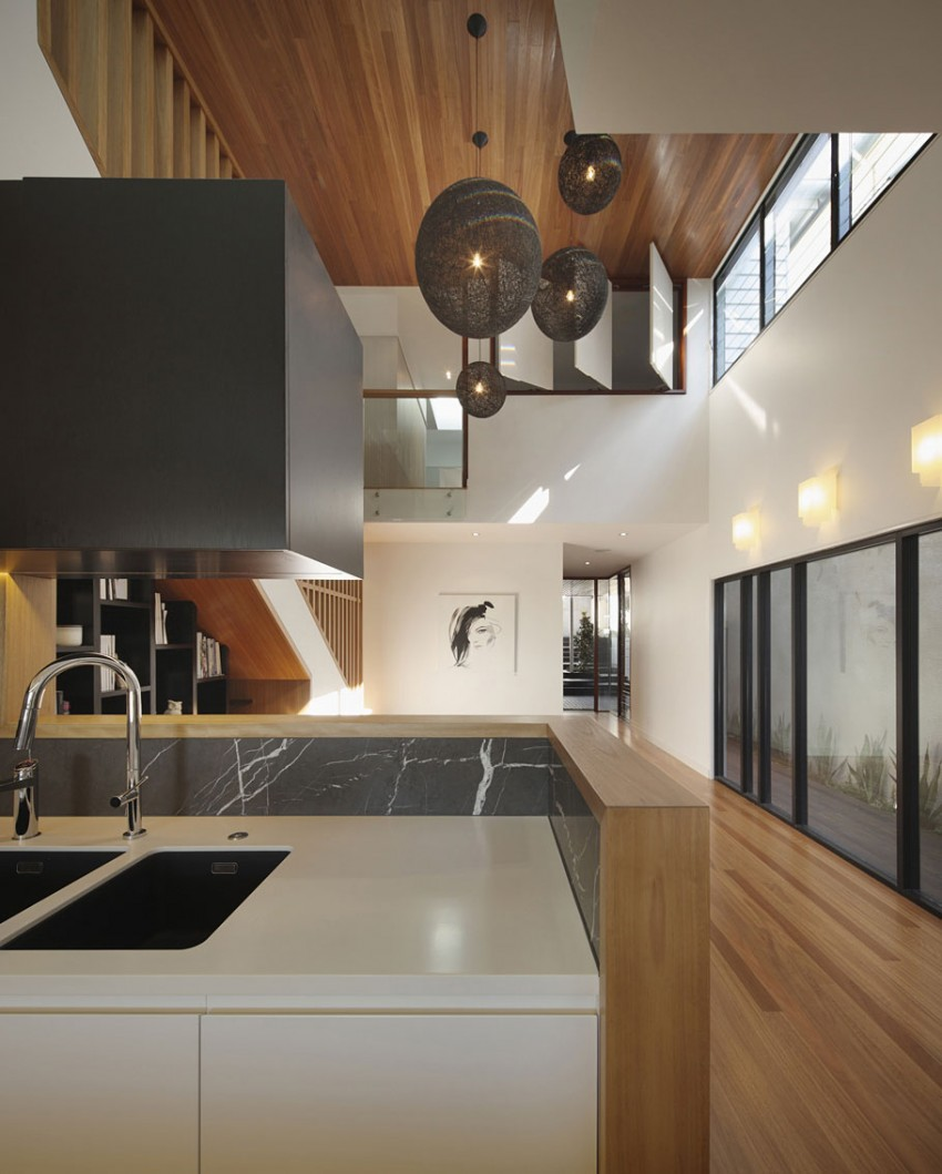 High Ceiling Kitchen photo - 9
