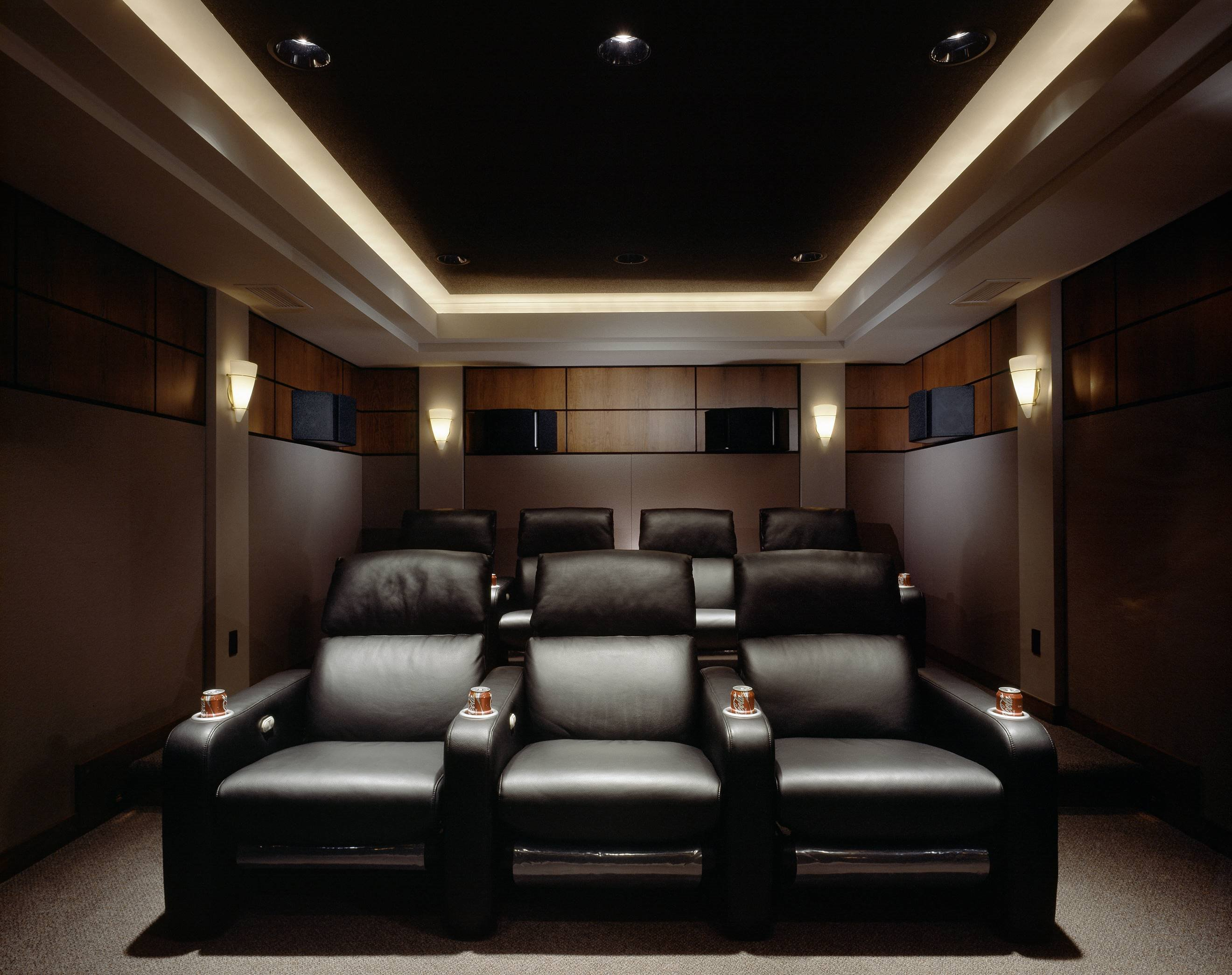 Home Theater Design photo - 8