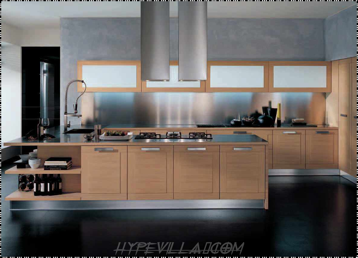 Kitchen Interior Idea photo - 4