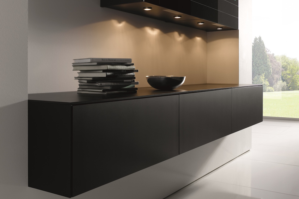 Kitchen Showrooms – Black and White photo - 3