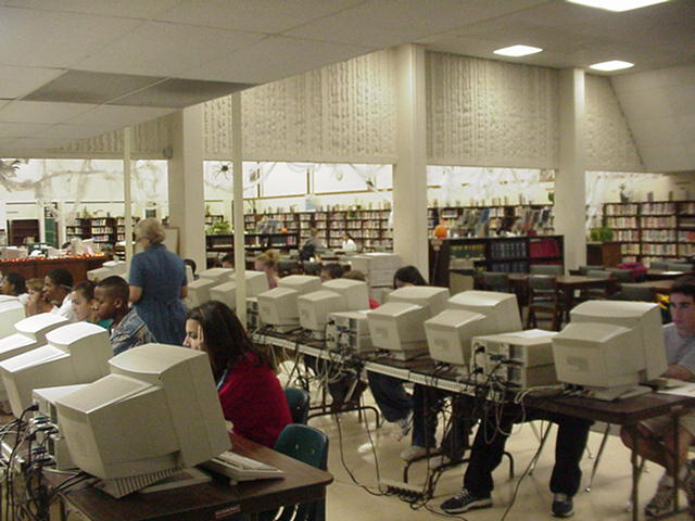 Library Interior Design photo - 1