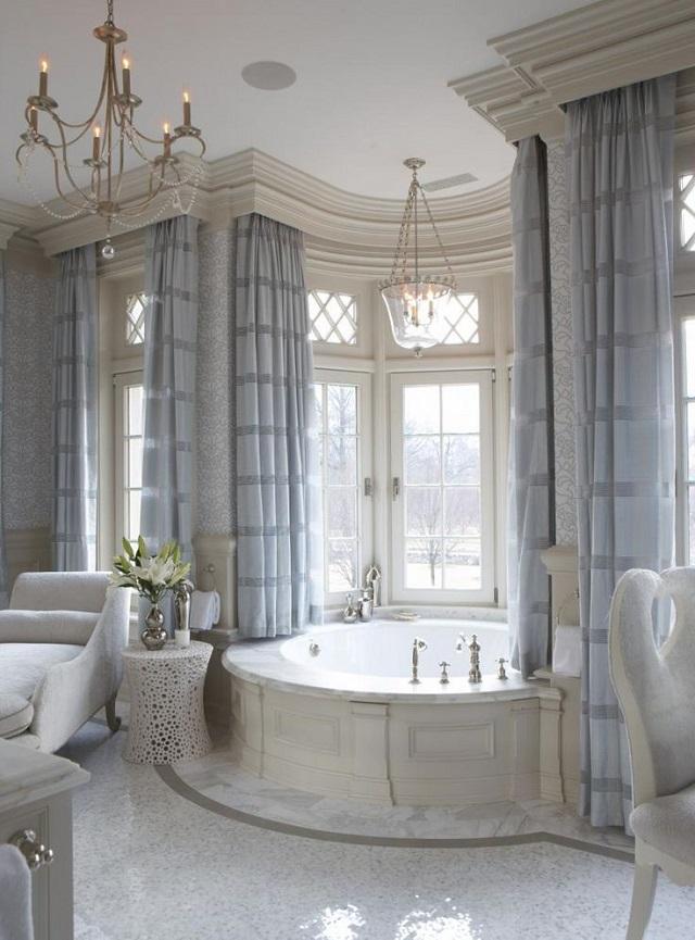 Luxurious Bathroom Design photo - 1