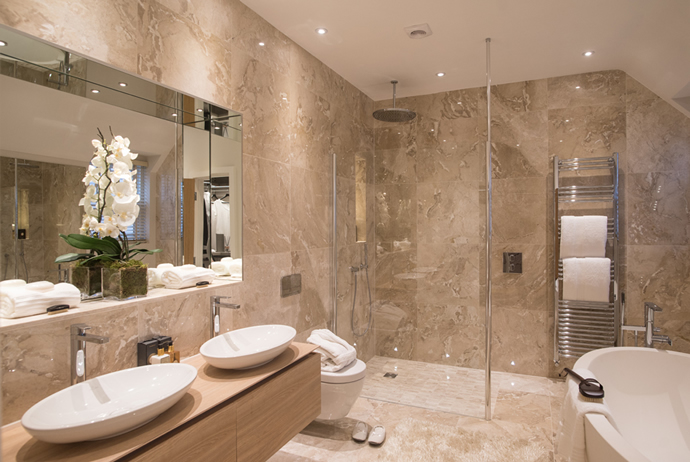 Luxurious Bathroom Design photo - 10