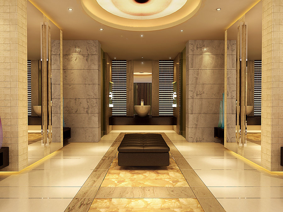 Luxurious Bathroom Design photo - 2