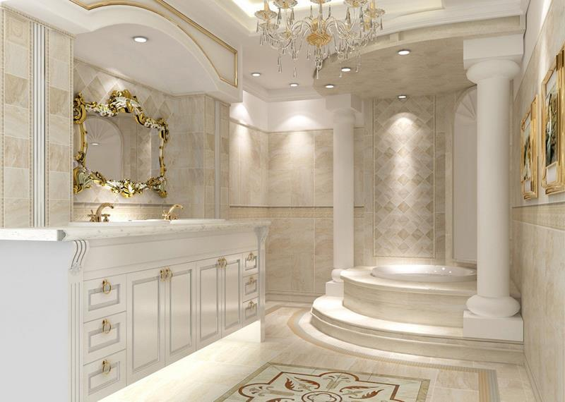 Luxurious Bathroom Design photo - 4