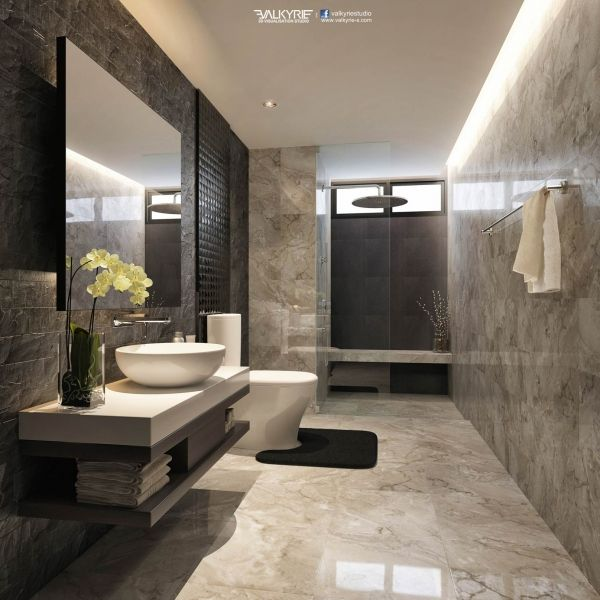 Luxurious Bathroom Design photo - 6