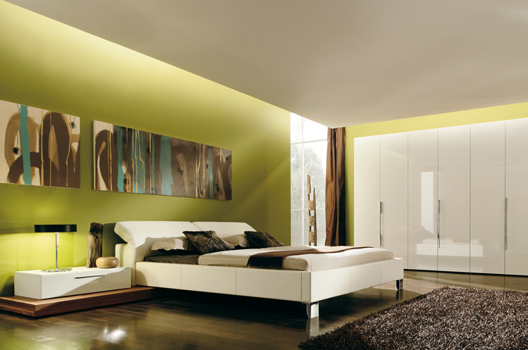 Modern Bedroom Design – Huelsta Lilac photo - 2