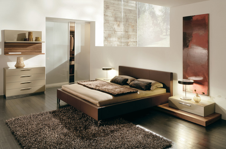 Modern Bedroom Design – Huelsta Lilac photo - 3