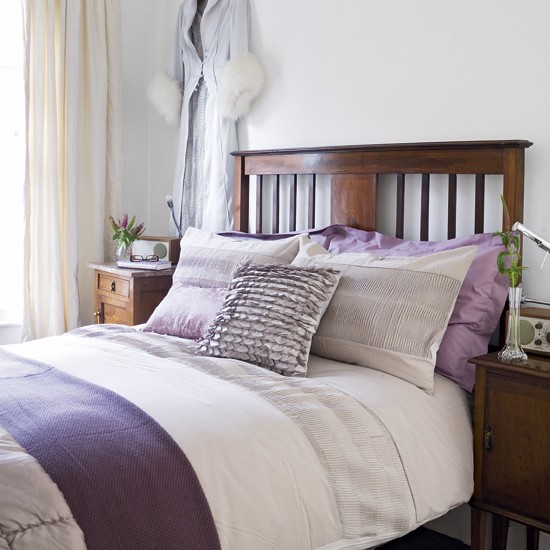 Modern Bedroom Design – Huelsta Lilac photo - 7