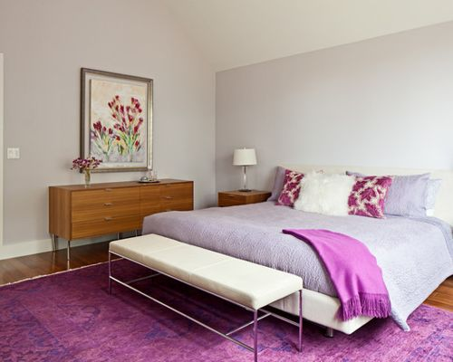 Modern Bedroom Design – Huelsta Lilac photo - 8