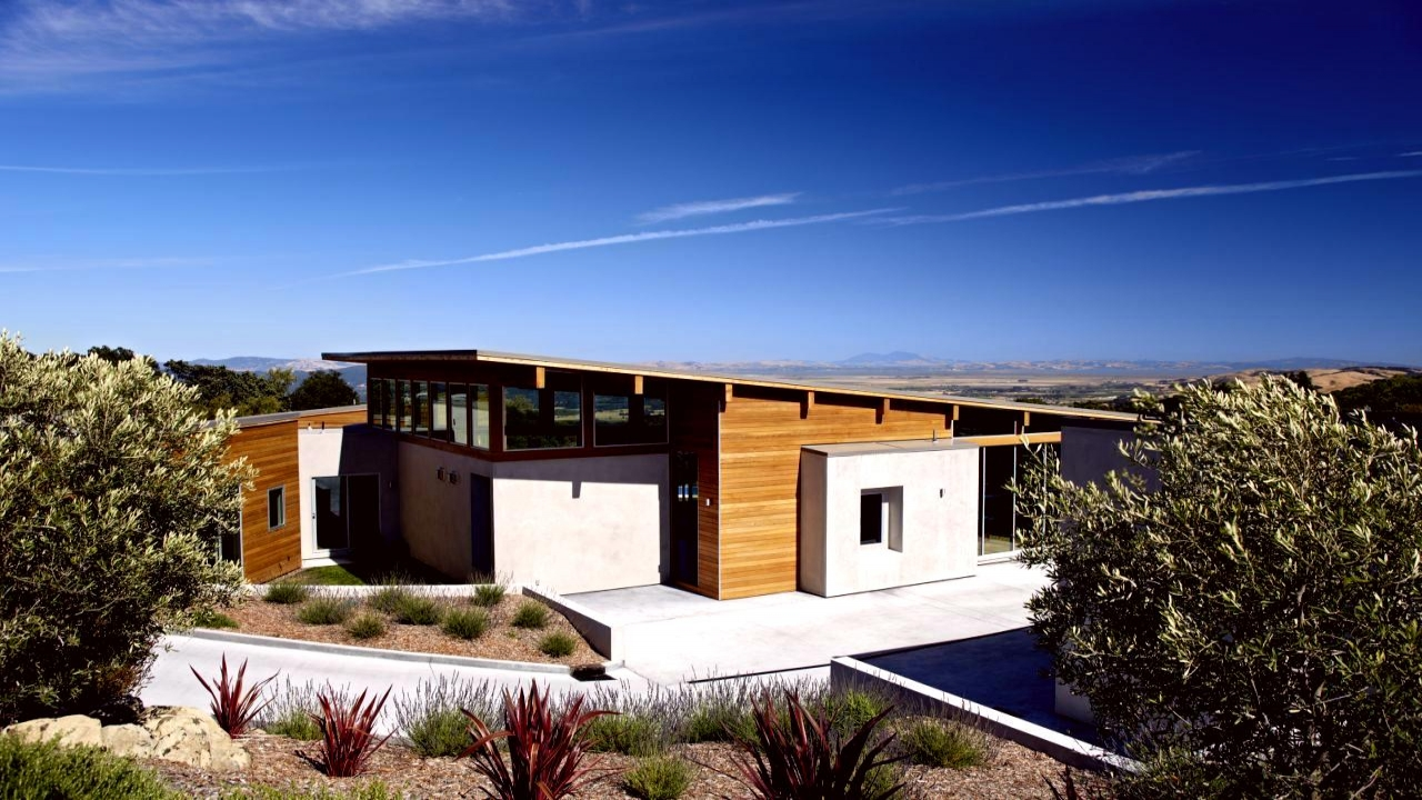 Modern Eco House Designs photo - 5