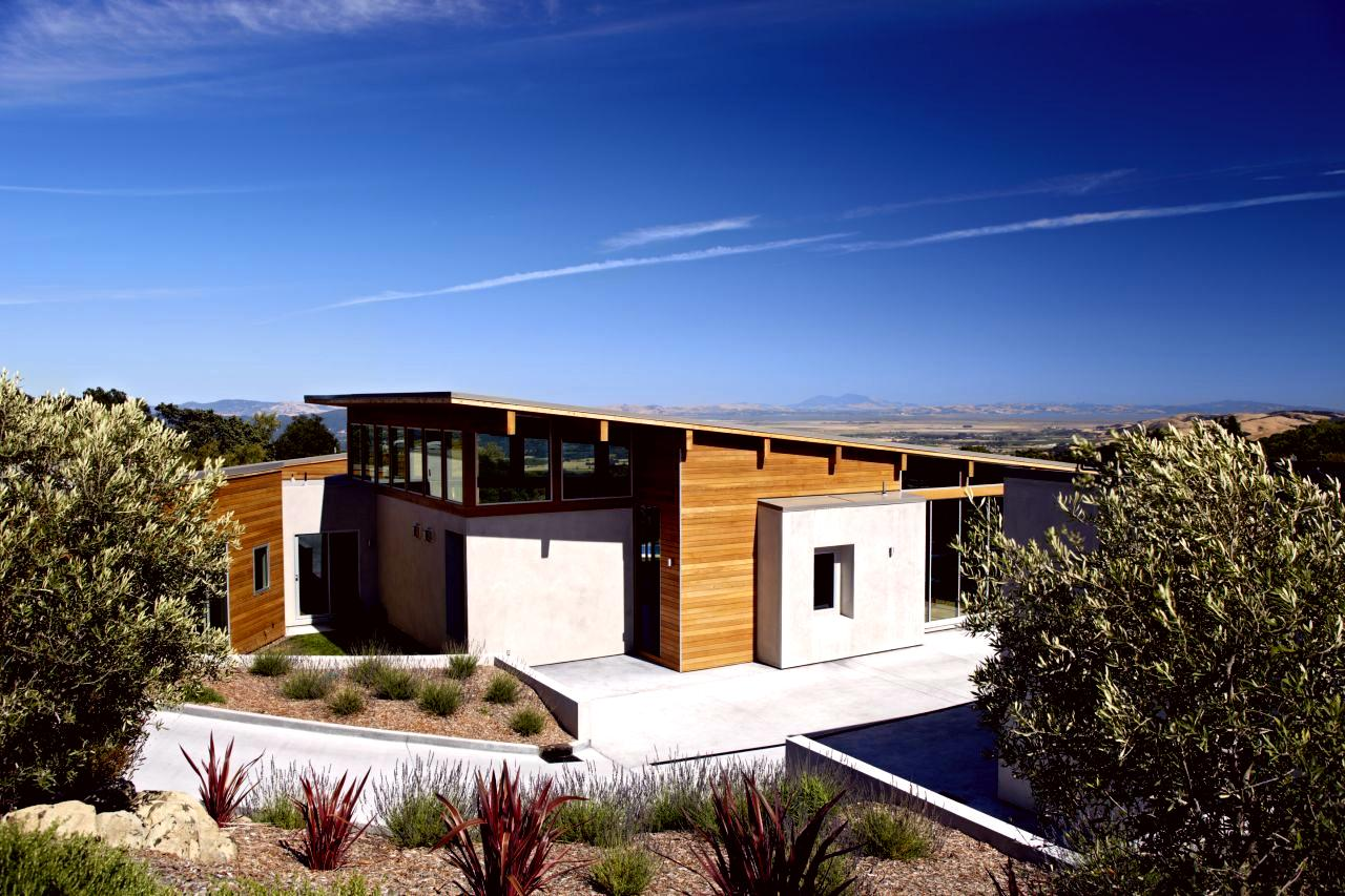 Modern Eco House Designs photo - 8