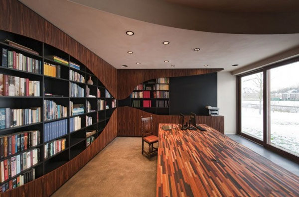 Modern Private Library photo - 4