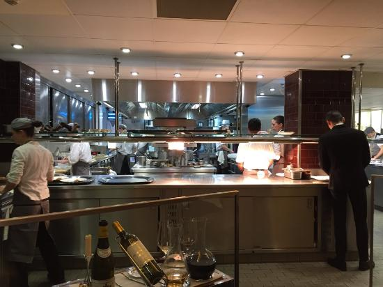 Petrus London Kitchen photo - 2