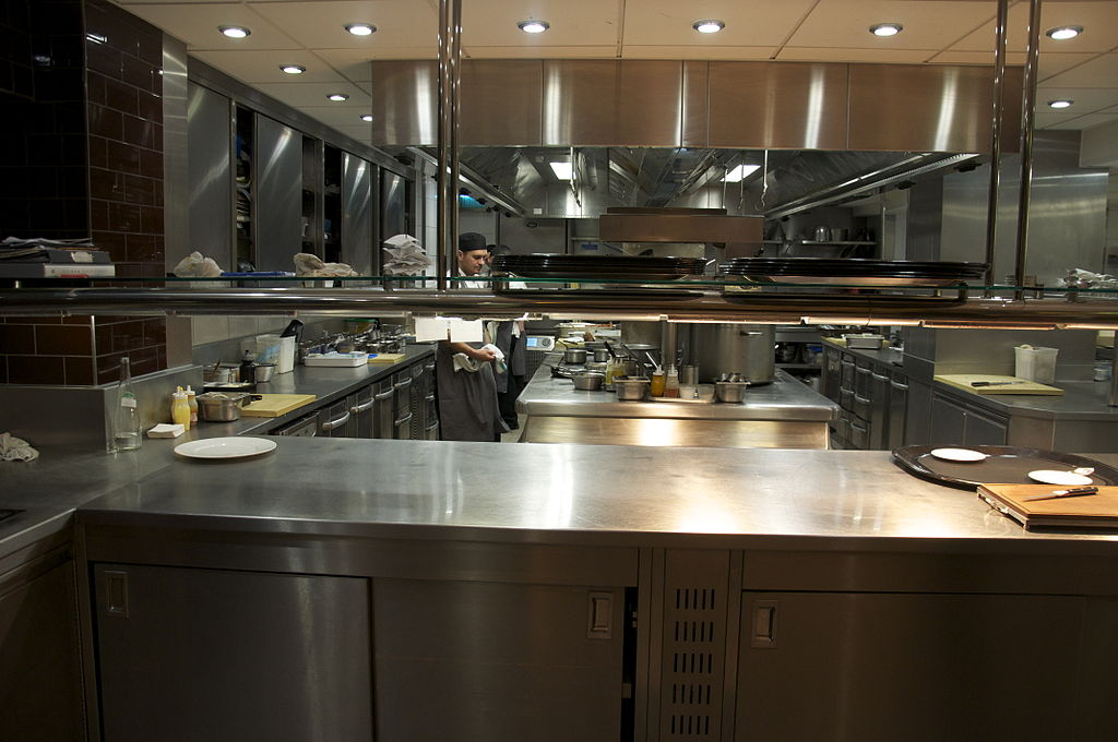 Petrus London Kitchen photo - 4