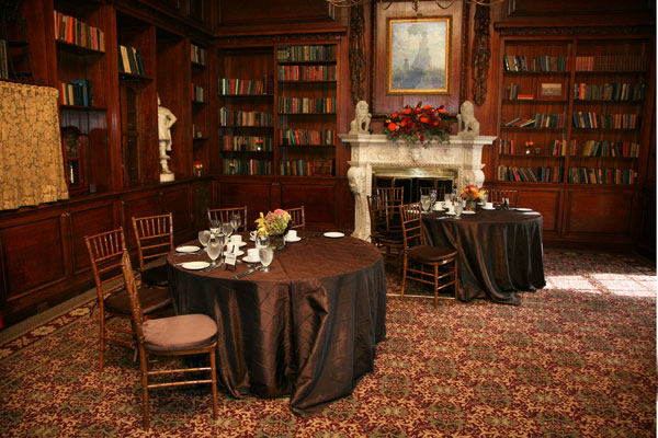 Private Library Boston photo - 6