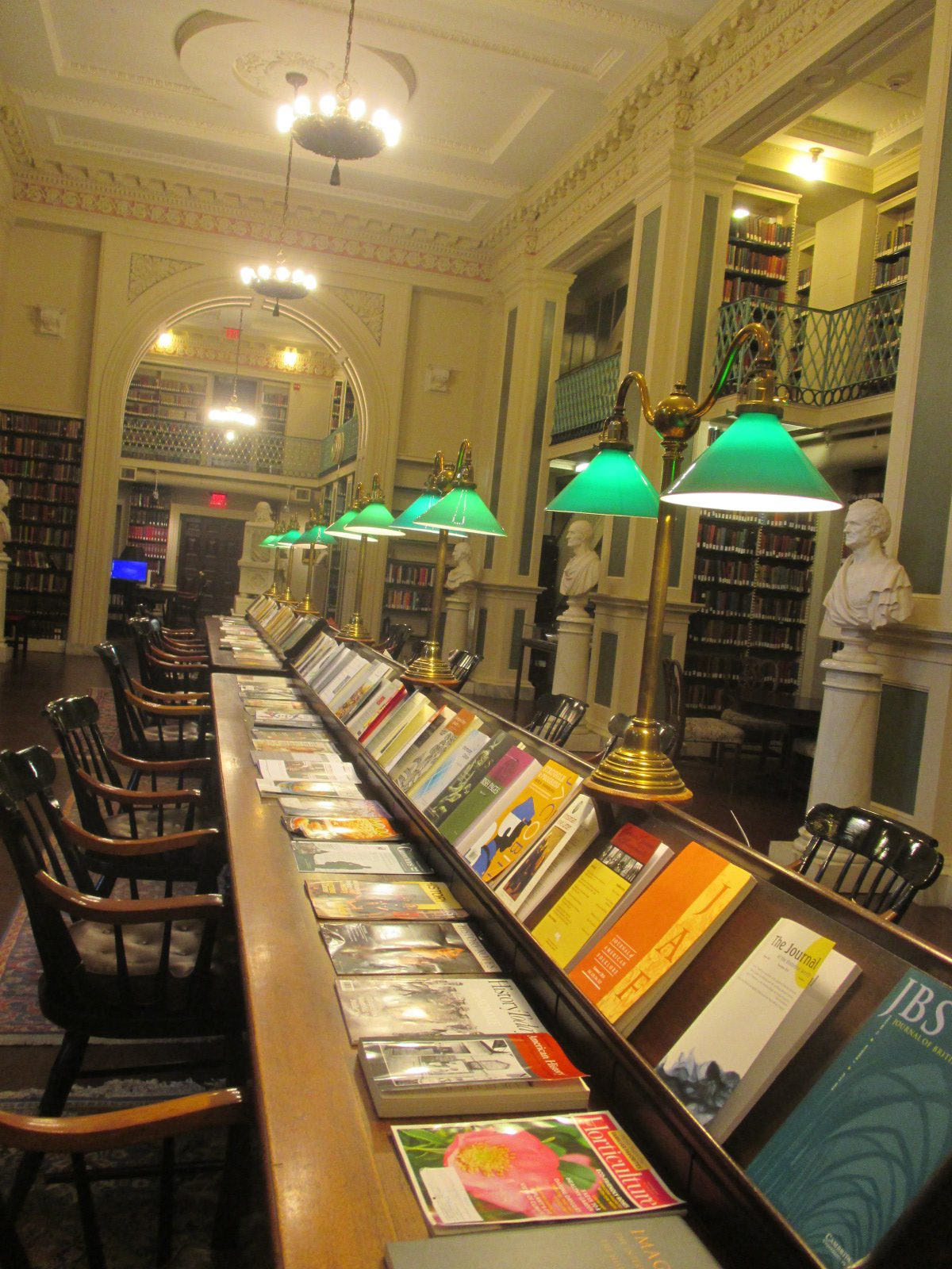 Private Library Boston photo - 8