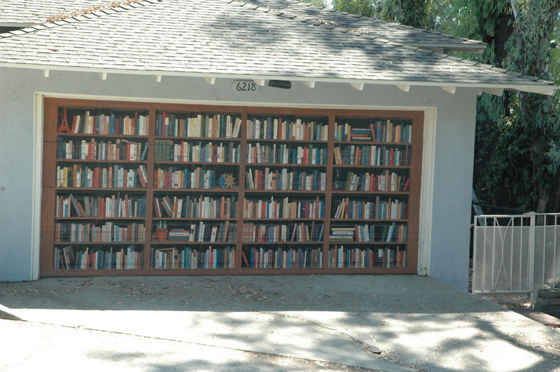 Private Library Los Angeles photo - 2