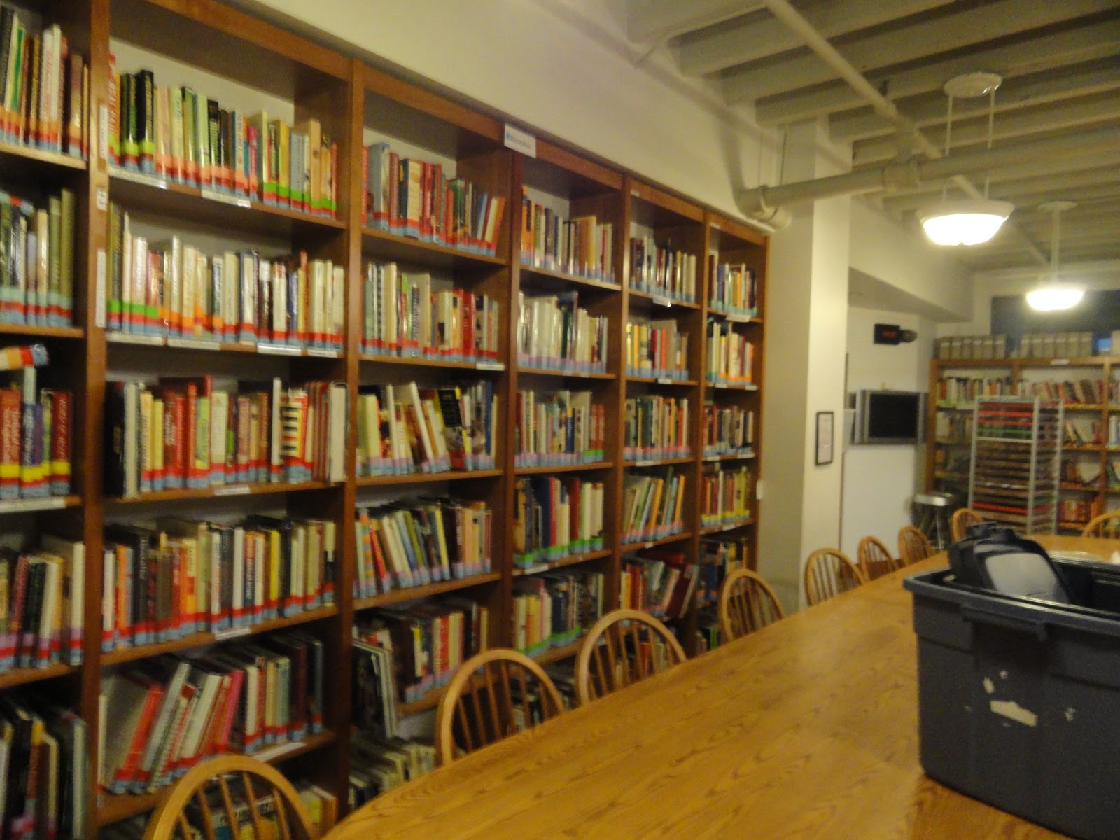 Private Library Los Angeles photo - 9