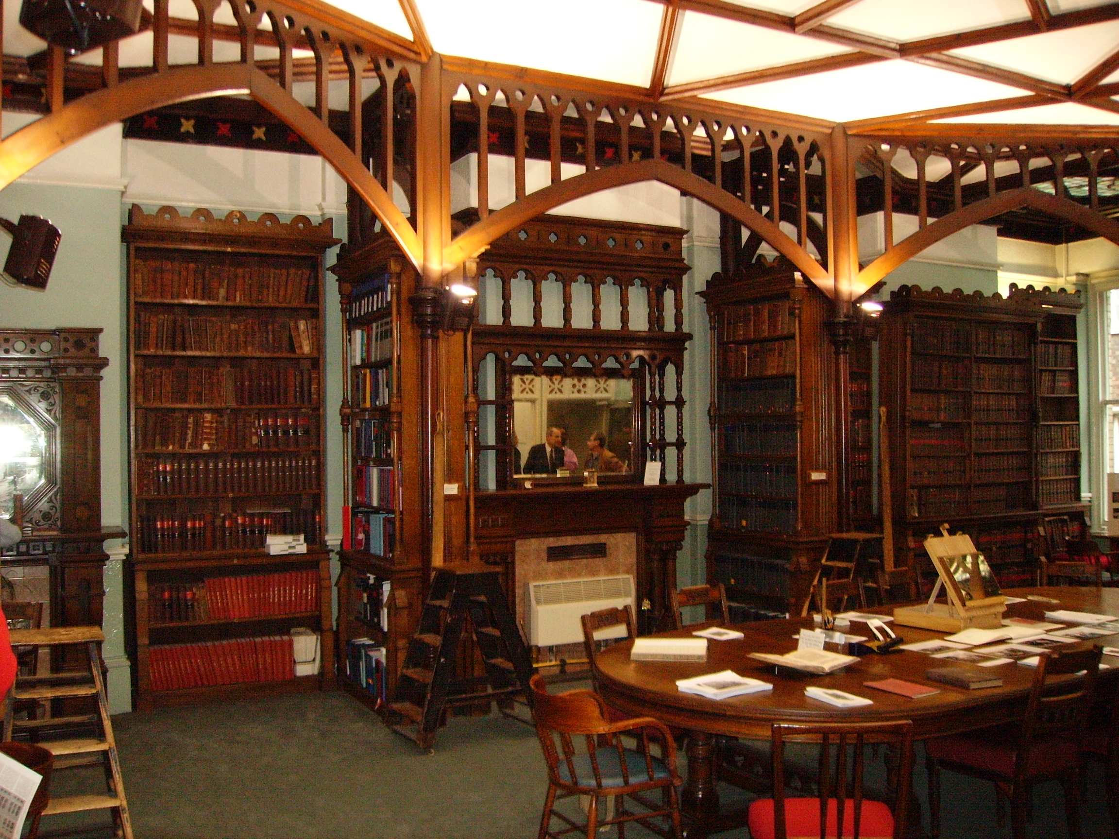 Private Library Manchester photo - 10