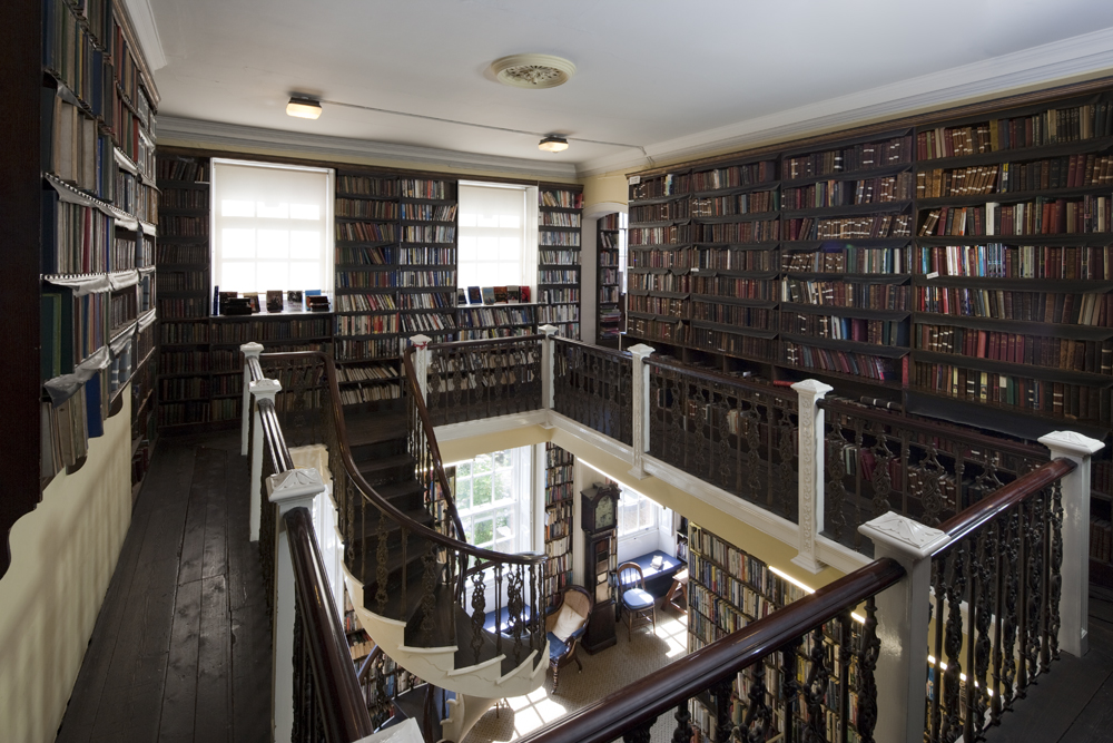 Private Library Nottingham photo - 3