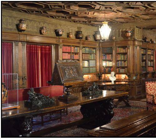 Private Library Nottingham photo - 4