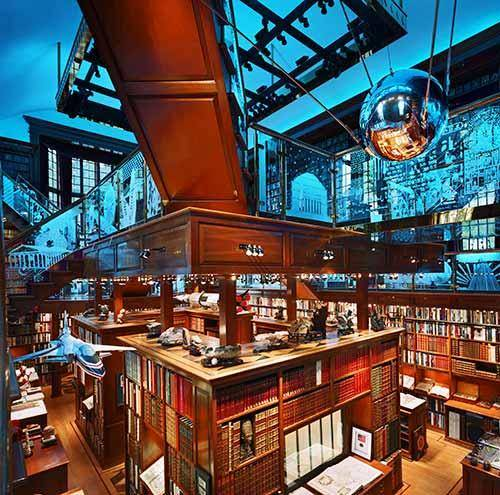 Private Library Nottingham photo - 5