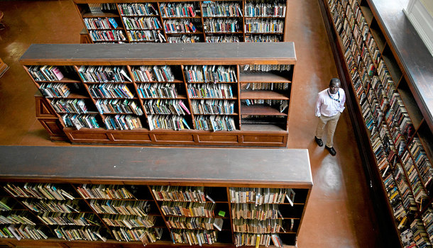 Private Library in Nigeria photo - 2