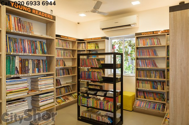 Private Library in Pune photo - 9