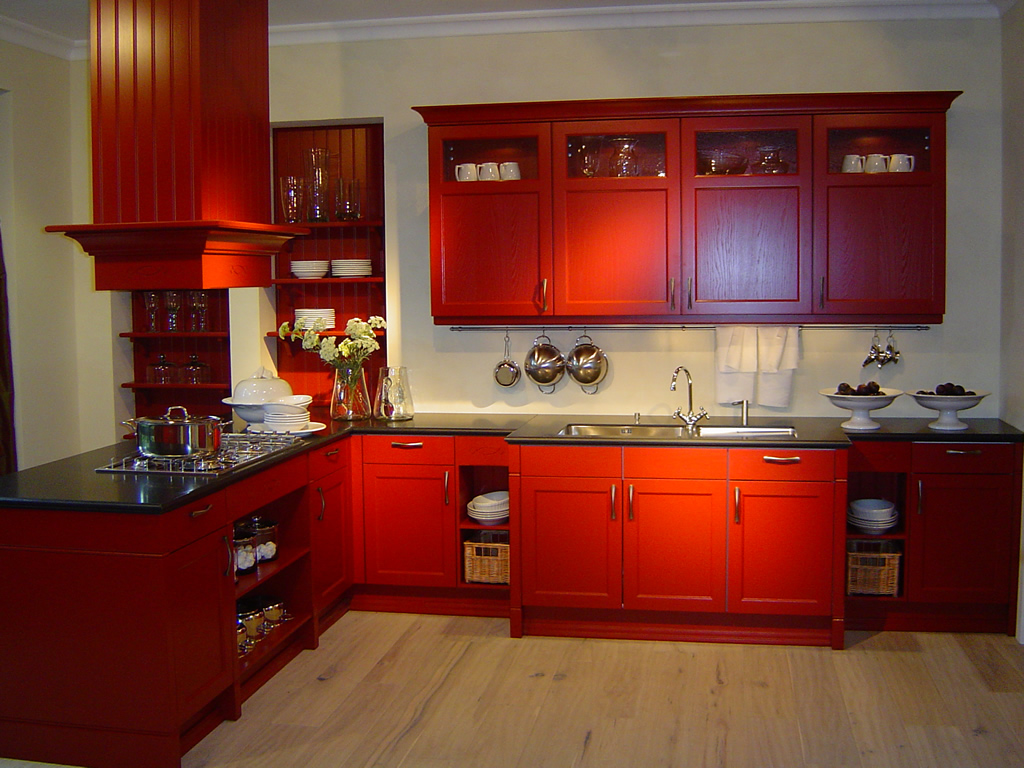 Red Kitchen photo - 7