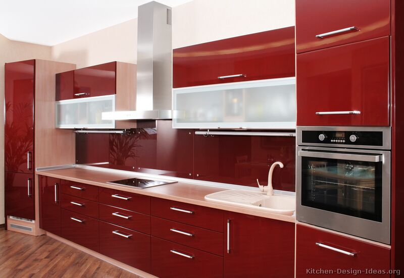 Red Kitchen photo - 9