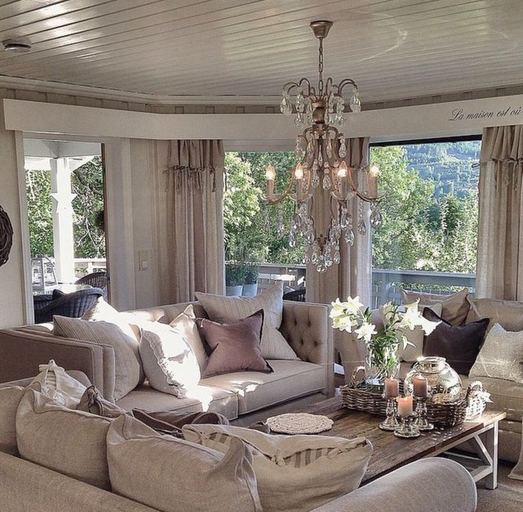 Understated Glam Living Room Idea photo - 10
