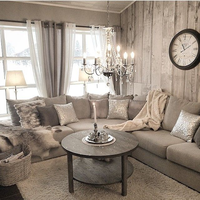 Understated Glam Living Room Idea photo - 6