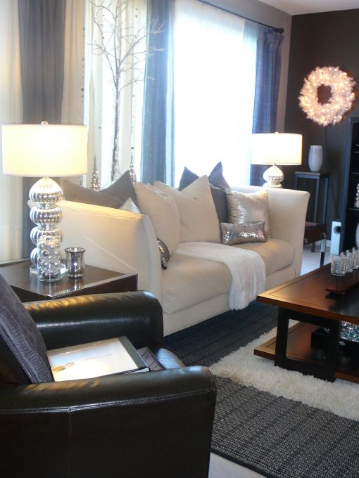 Understated Glam Living Room Idea photo - 8