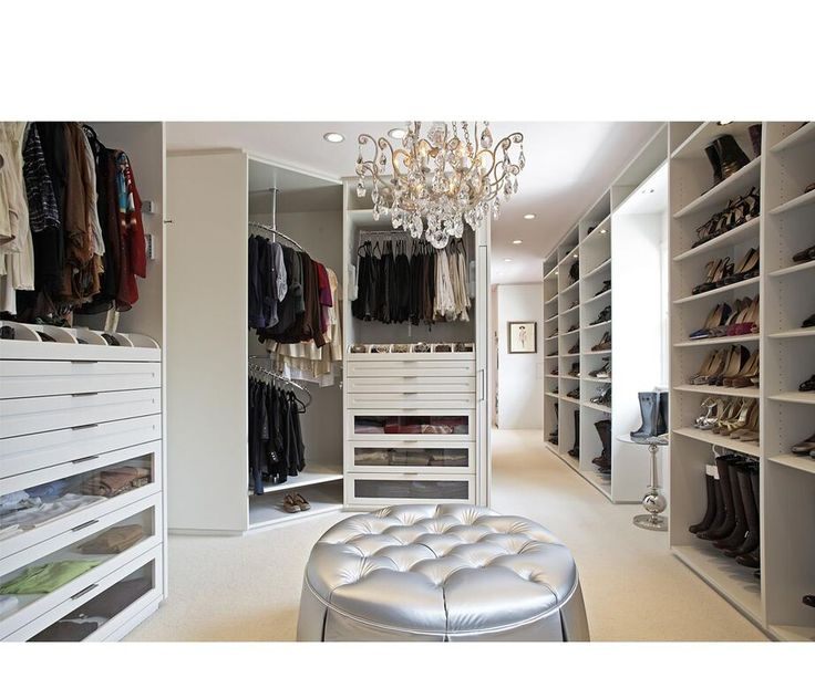 Walk In Closet Designs For Every Personality Type photo - 7